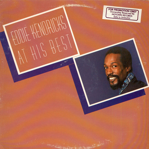 Eddie Kendricks - Eddie Kendricks At His Best