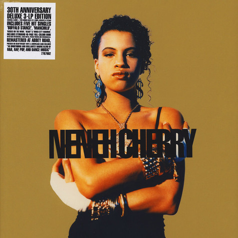 Neneh Cherry - Raw Like Sushi 30th Anniversary Limited Triple-Vinyl Edition