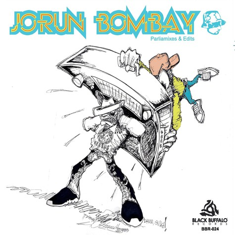 Jorun Bombay - The Parliaments Edits
