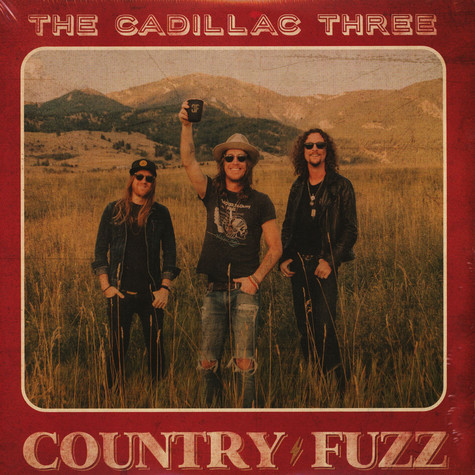 Cadillac Three, The - Country Fuzz