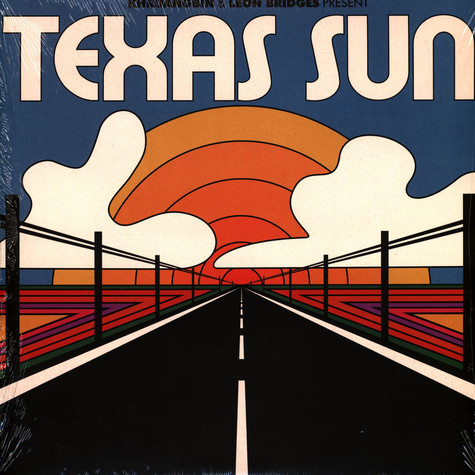 Khruangbin & Leon Bridges - Texas Sun EP Black Vinyl Edition