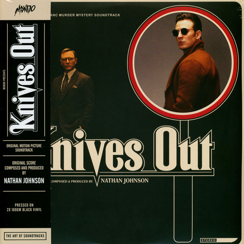 Nathan Johnson - OST Knives Out
