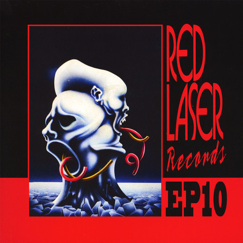 V.A. - Red Laser Records EP 10