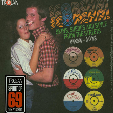 Scorcha! - Scorcha!-Skins, Suedes And Style From The Streets