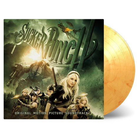 V.A. - OST Sucker Punch Colored Vinyl Edition