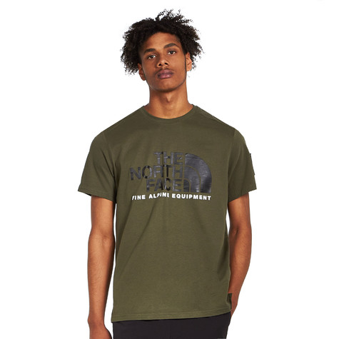 The North Face - SS Fine Alpine Tee 2