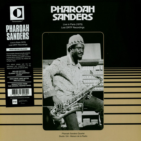 Pharoah Sanders - Live In Paris 1975
