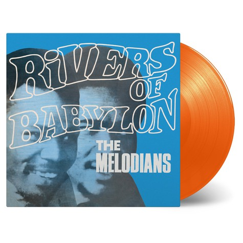 Melodians, The - Rivers Of Babylon Limited Numbered Orange Vinyl Edition