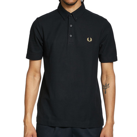 Fred Perry - Button Down Polo Shirt