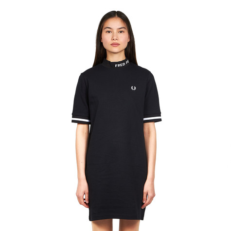 Fred Perry - High Neck Fred Perry Dress