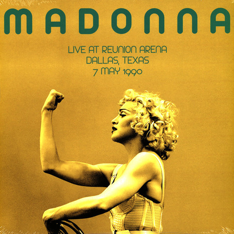 Madonna - Live At Reunion Arena Dallas Texas 1990