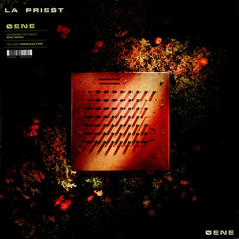 LA Priest - Gene Colored Vinyl Edition