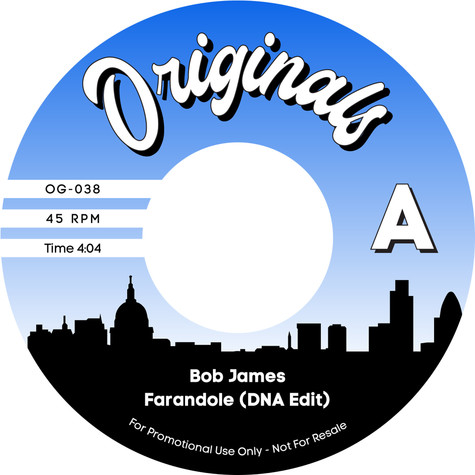Bob James / DJ Muggs & Planet Asia - Farandole (Dna Edit) / Lions In The Forest (Feat. B Real)