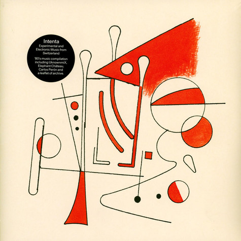 V.A. - Intenta Experimental & Electronic Music From Switzerland 1981-93