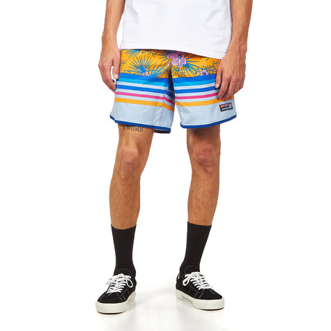 Patagonia - Scallop Hem Stretch Wavefarer Boardshorts
