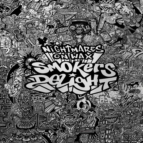 Nightmares On Wax - Smokers Delight Limited 25th Anniversary Edition