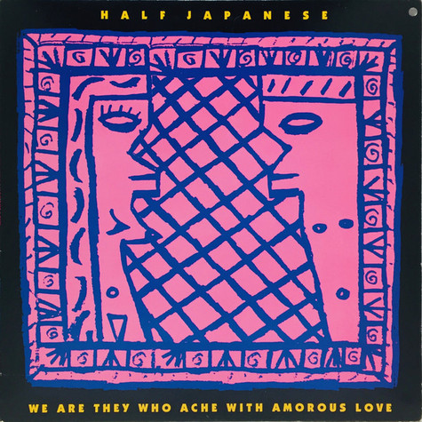 1/2 Japanese - We Are They Who Ache With Amorous Love