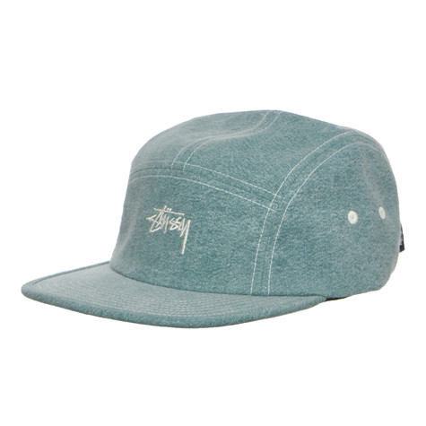 Stüssy - Stock Washed Canvas Camp Cap