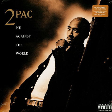 2Pac - Me Against The World 25th Anniversary Edition