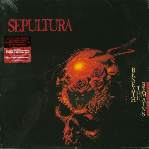 Sepultura - Beneath The Remains Deluxe Edition