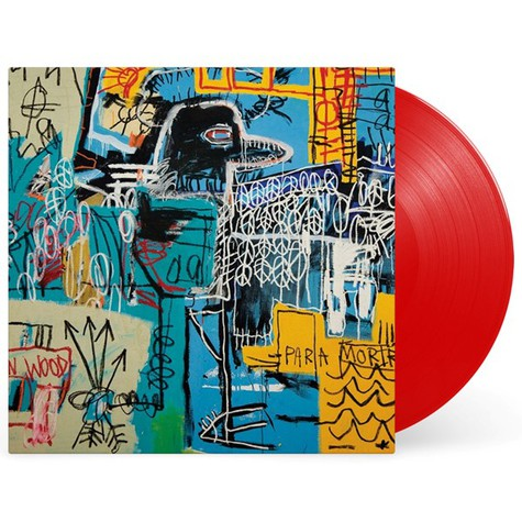 Strokes, The - The New Abnormal Limited Opaque Red Edition