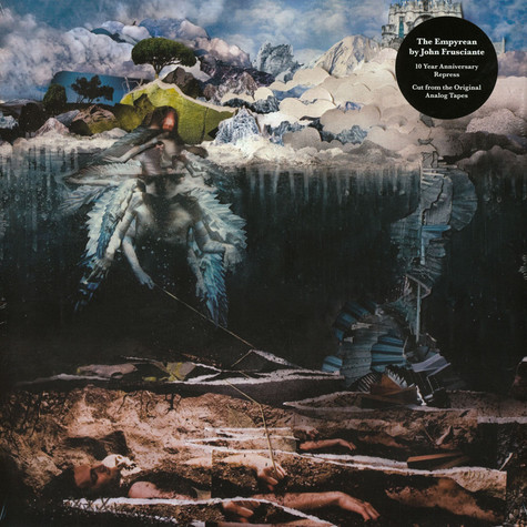 John Frusciante - The Empyrean 10 Year Anniverssary Issue