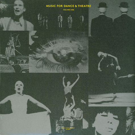 V.A. - Music For Dance & Theatre Volume One