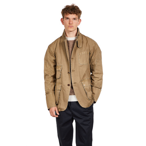 Barbour x Engineered Garments - Upland Washed Casual Jacket