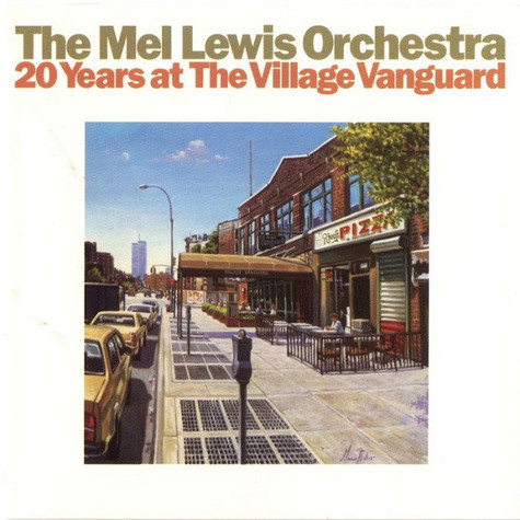 Mel Lewis Orchestra, The - 20 Years At The Village Vanguard