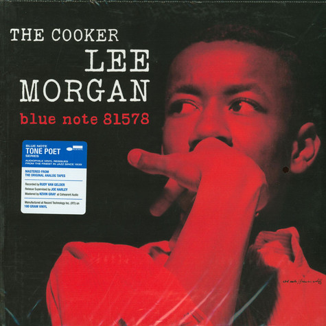 Lee Morgan - Cooker Blue Note Poet Series Edition