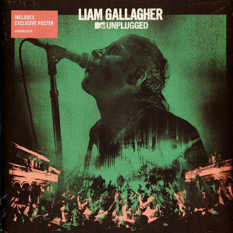Liam Gallagher - MTV Unplugged: Live At Hull City Hall