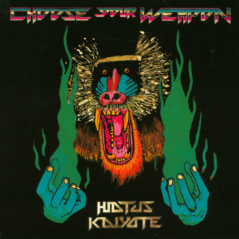 Hiatus Kaiyote - Choose Your Weapon Limited Numbered Pink Edition