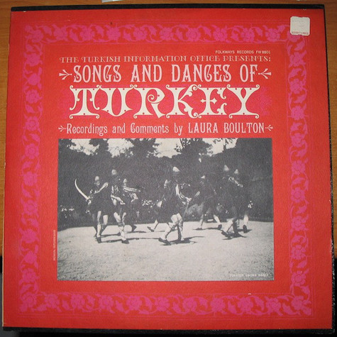 V.A. - Songs And Dances Of Turkey