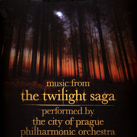City Of Prague Philharmonic Orchestra, The - Music From The Twilight Saga