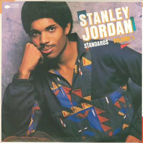 Stanley Jordan - Standards Volume 1