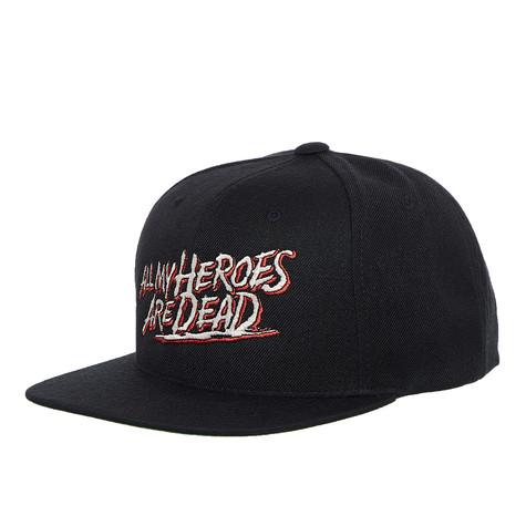R.A. The Rugged Man - All My Heroes Are Dead Snapback Hat
