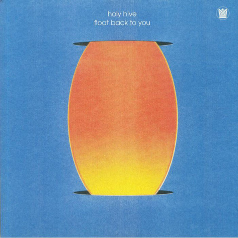 Holy Hive - Float Back To You Blue Seafoam Wave Vinyl Edition