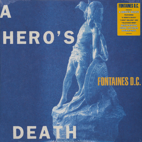 Fontaines D.C. - A Hero's Death Deluxe Edition