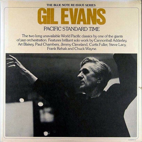 Gil Evans - Pacific Standard Time