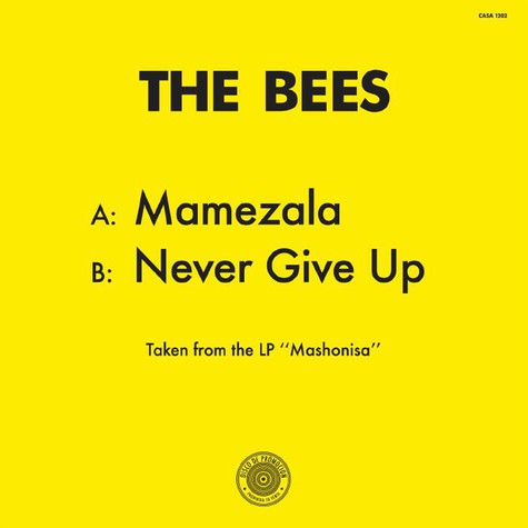 Bees, The - Mamezala / Never Give Up