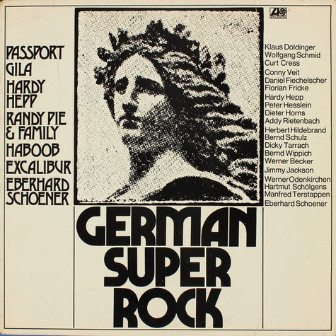 V.A. - German Super Rock