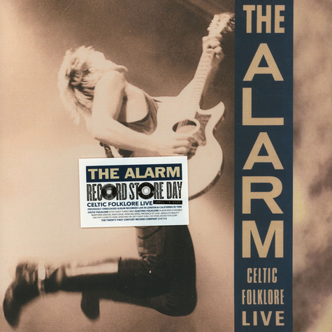 Alarm, The - Celtic Folklore Live Record Store Day 2020 Edition