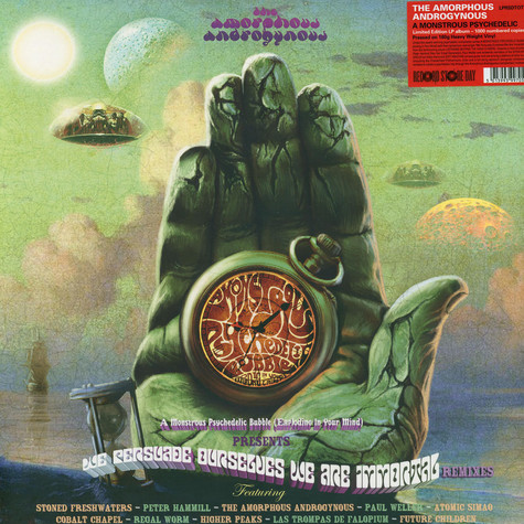 Amorphous Androgynous - A Monstrous Psychedelic Bubble Record Store Day 2020 Edition