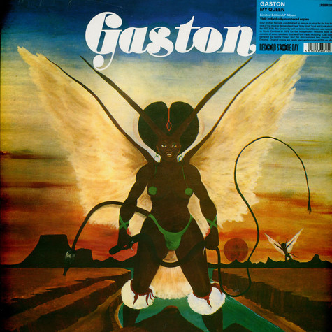 Gaston - My Queen Record Store Day 2020 Edition