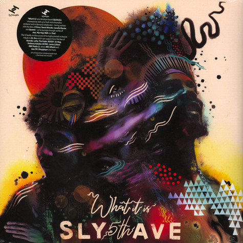 Sly5thAve - What It Is Purple Vinyl Edition