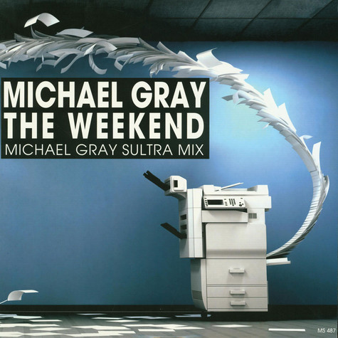 Michael Gray - The Weekend (Sultra Remixes)