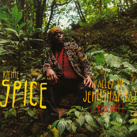 Richie Spice - Valley Of Jehoshaphat