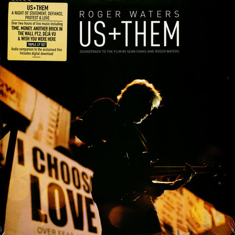 Roger Waters - OST Us+Them