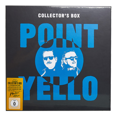 Yello - Point Limited Collectors Box