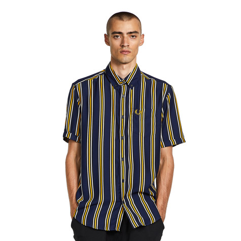 Fred Perry - Vertical Stripe Shirt